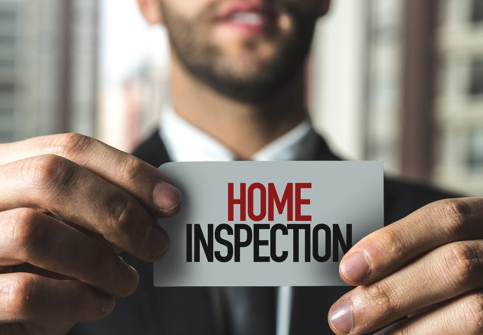 home inspection types buyer seller